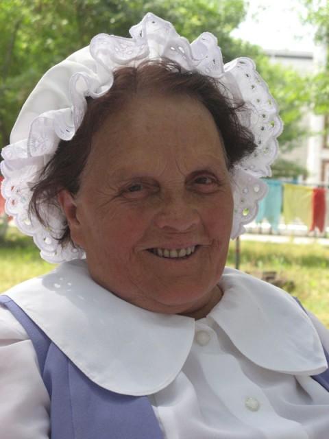 Лидия Фёдоровна Пастернак