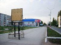 Баннер на проспекте Ленина