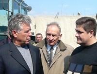 Павел Ипатов с рабочим визитом