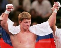 Олимпийский чемпион, действующий чемпион по боксу Александр Поветкин