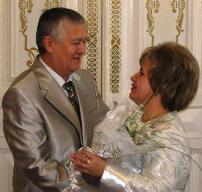 Олег Николаевич и Галина Александровна Кануровы