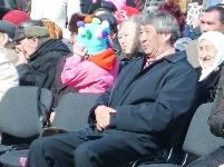 Сурем Байзульдинов на празднике Наурыз-2009