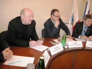 Совещание с участием зампреда правительства Дмитрия Федотова