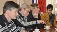 Встреча Ю.М. Моисеева с сообществом