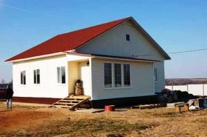 Одноквартирный жилой дом