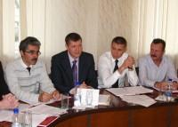Депутаты Собрания заслушали отчет администрации района в присутствии прокурора