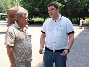 Евгений Ковалёв и Дмитрий Иванов