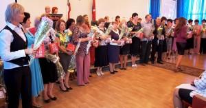 В Марксе прошла традиционная августовская педагогическая конференция
