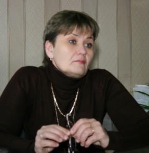Директор Кировской школы Н.В. Гельм