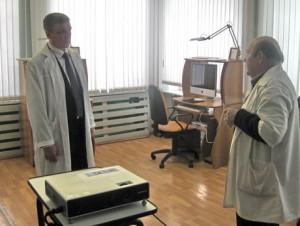 Главный федеральный инспектор по Саратовской области Александр Дрожжин