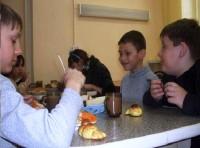 Праздничное чаепитие в школе -интернат