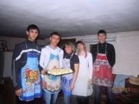Добровольцы Молодежного совета