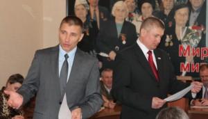 Юрий Моисеев и Игорь Кучеренко