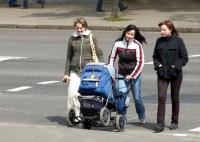 Происшествие на пешеходном переходе