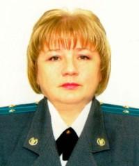 Следователь по особо важным делам Таисия Викторовна Готфрид