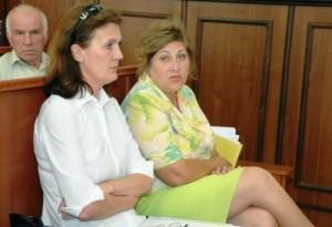 Председатель ТИК Марксовского района Ирина Геннадьевна Иванова