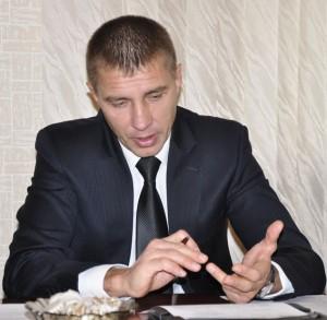 Юрий Моисеев, бывший глава Марксовского района