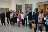 Выставка Сергея Саакова