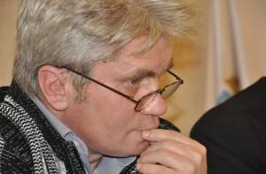 Секретарь первичного отделения партии «Единая Россия» В.Кулькин.