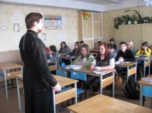 Православие - обязательный предмет в школах Маркса
