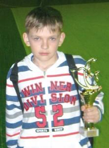 Никита Арапов - лучший игрок чемпионата
