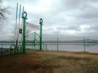 Берегоукрепления на территории детского лагеря «Огонек»