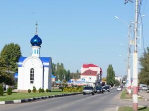 Одностороннее движение по проспекту Ленина