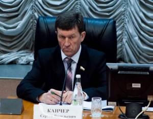 Сергей Канчер посетил Марксовский район