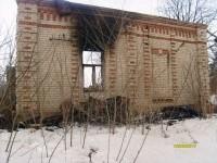"""Здание колхоза """"Победа"""" в Подлесном"""