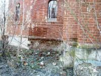 Здания лютеранской кирхи в Зоркино