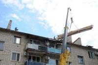 Ремонт домов, пострадавших от урагана