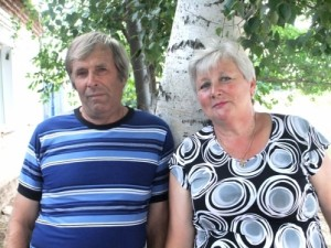 Владимир Яковлевич и его супруга Неля Германовна.