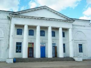 Cело Орловское — наказание забвением