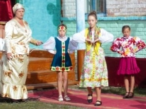 Воротаевка — день села