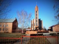 Католический храм Христа Царя Вселенной