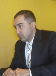 Главный врач ЦРБ Аслан Юанов