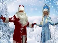 Парад-шествие Дедов Морозов и Снегурочек