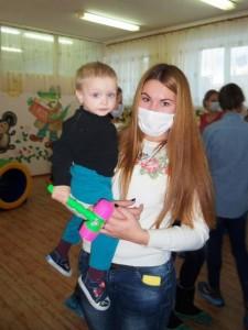 Подари детям солнце - благотворительная акция