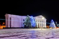 Вечерний Маркс в декабре