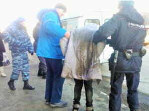 Сотрудники «скорой помощи» поссорились с пациенткой