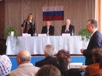 Олег Тополь в Калининском