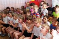 Марксовские дошколята спасали своих кукол от условного огня