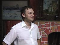 Выставка Юрия Белова в краеведческом музее