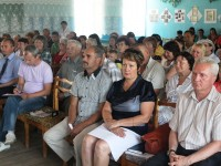 Олег Тополь в Бородаевке