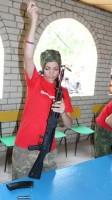 В «Орленке» 200 подростков сыграли в «Зарницу»