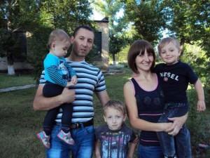 Артем и Валентина Вяликовы