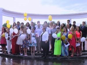 Бал выпускников 2014 года