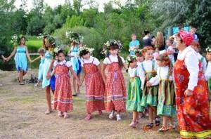 День села в Берёзовке
