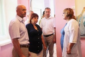 Село Раскатово в центре внимания