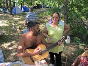 Открытый областной фестиваль бардовской песни